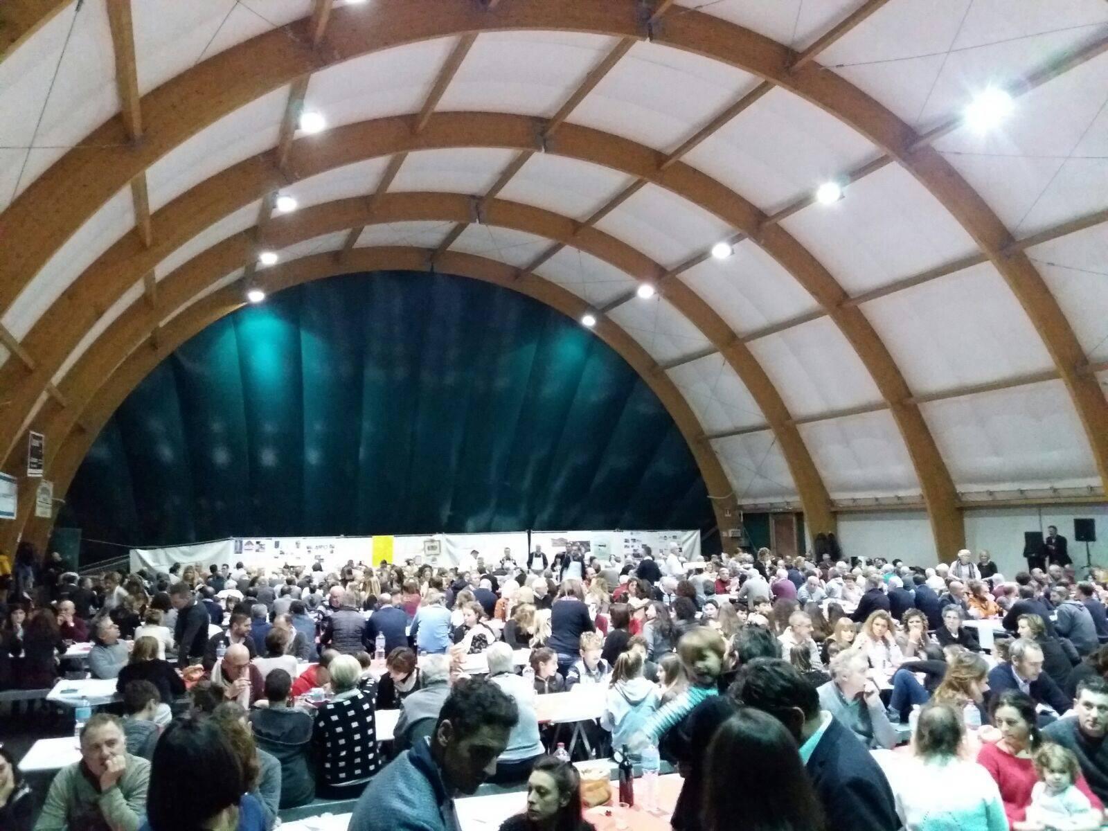Si rinnova l'appuntamento con la Cena di Beneficienza a Castiglion Fiorentino: la data fissata è il 14 Dicembre