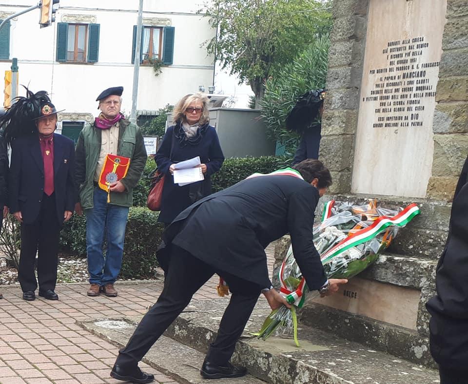 Castiglion Fiorentino città della memoria nel centenario della Grande Guerra