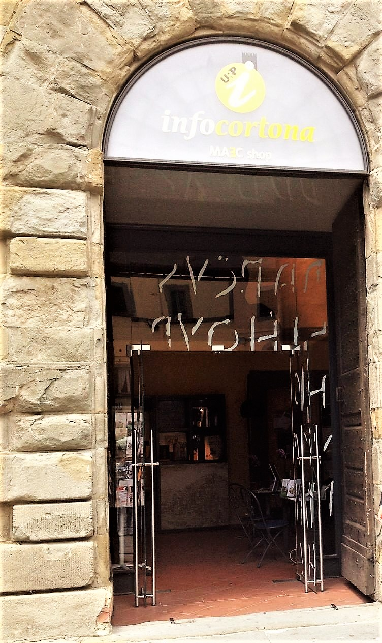 Aperto il Bando per il servizio di gestione Ufficio Informazioni Turistiche di Cortona