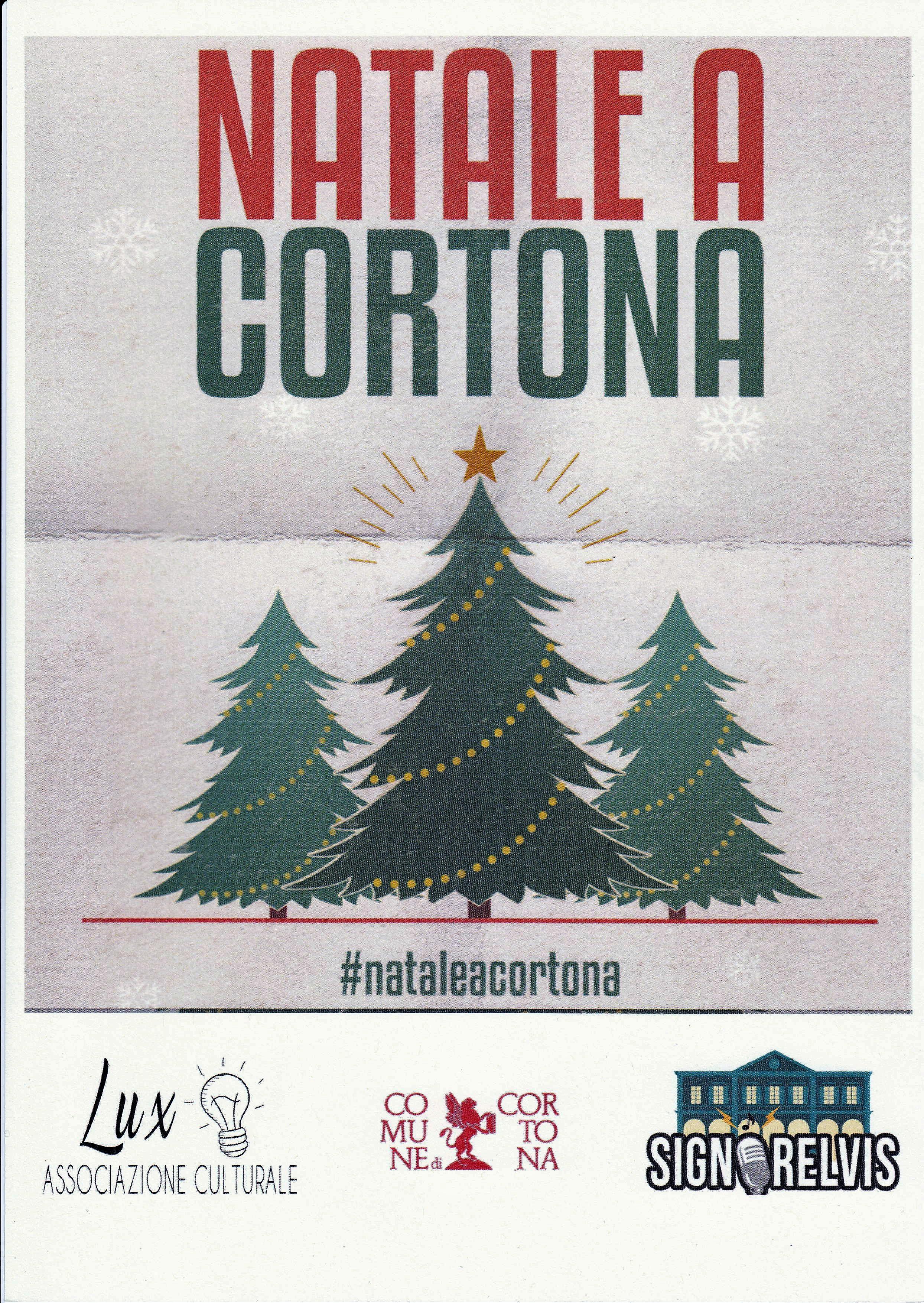 Natale a Cortona: tutto il programma degli eventi