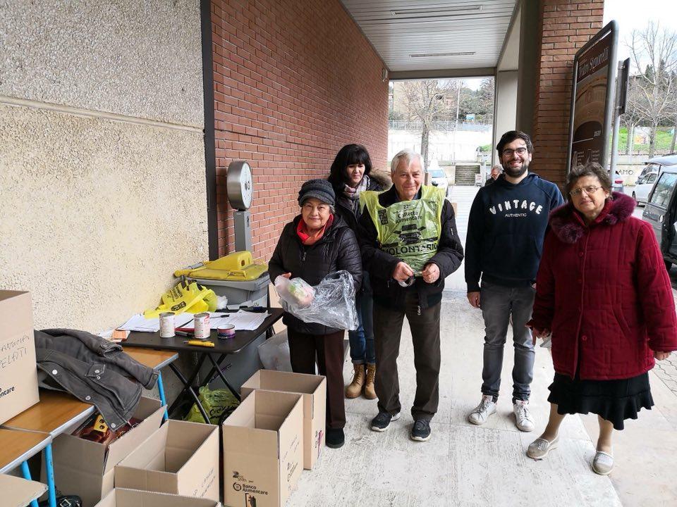 Banco Alimentare: anche quest'anno una grande esperienza di solidarietà