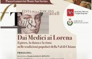 Un convegno sulle tradizioni popolari a Monte San Savino nell'ambito della Festa della Toscana