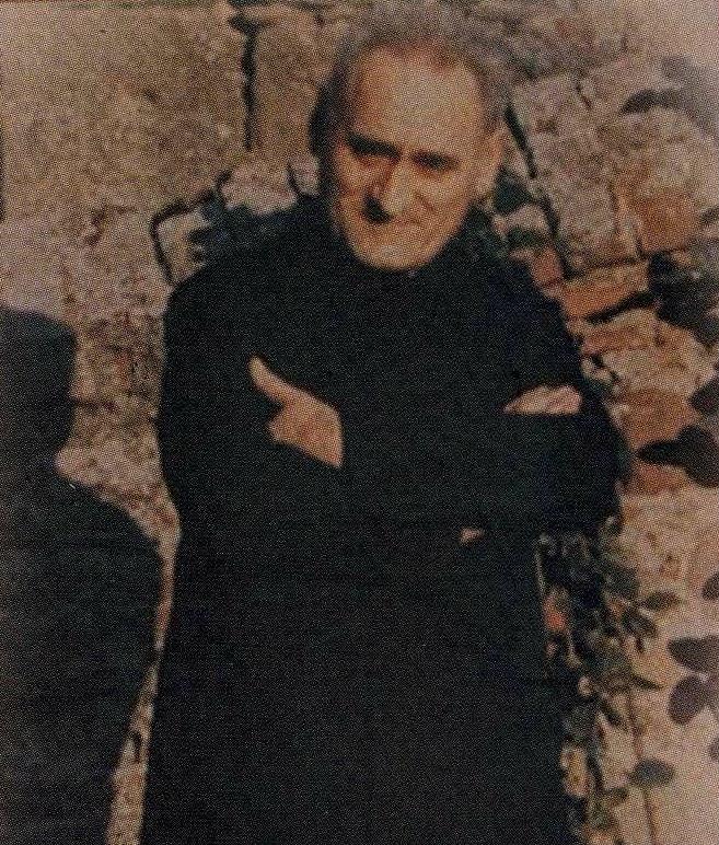 Don Silvano Nanni, il parroco della Provvidenza