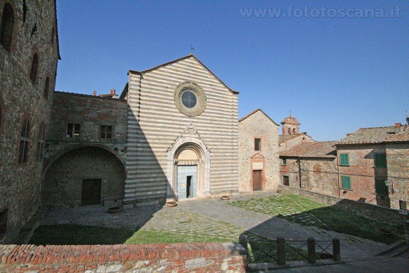 Il culto della Beata Michelina e del Beato Galeotto Malatesta, da Pesaro a Lucignano