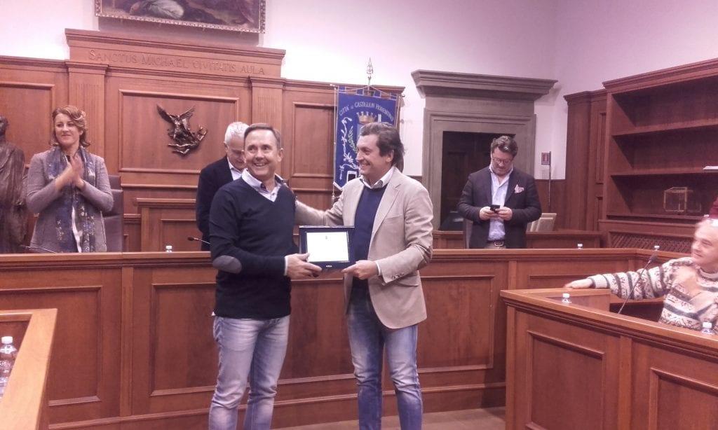 In pensione Aldo Bennati, più di 20 anni di servizio presso il Comune di Castiglion Fiorentino