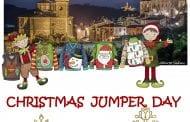 3a edizione del Christmas Jumper Day a Castiglion Fiorentino