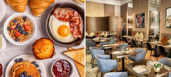 Al Rosa Grand Milano il true american family brunch