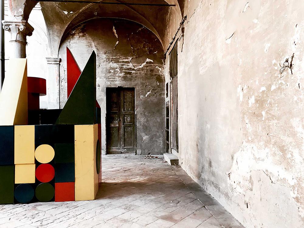 Paolo Mezzadri espone a Sant'Agostino