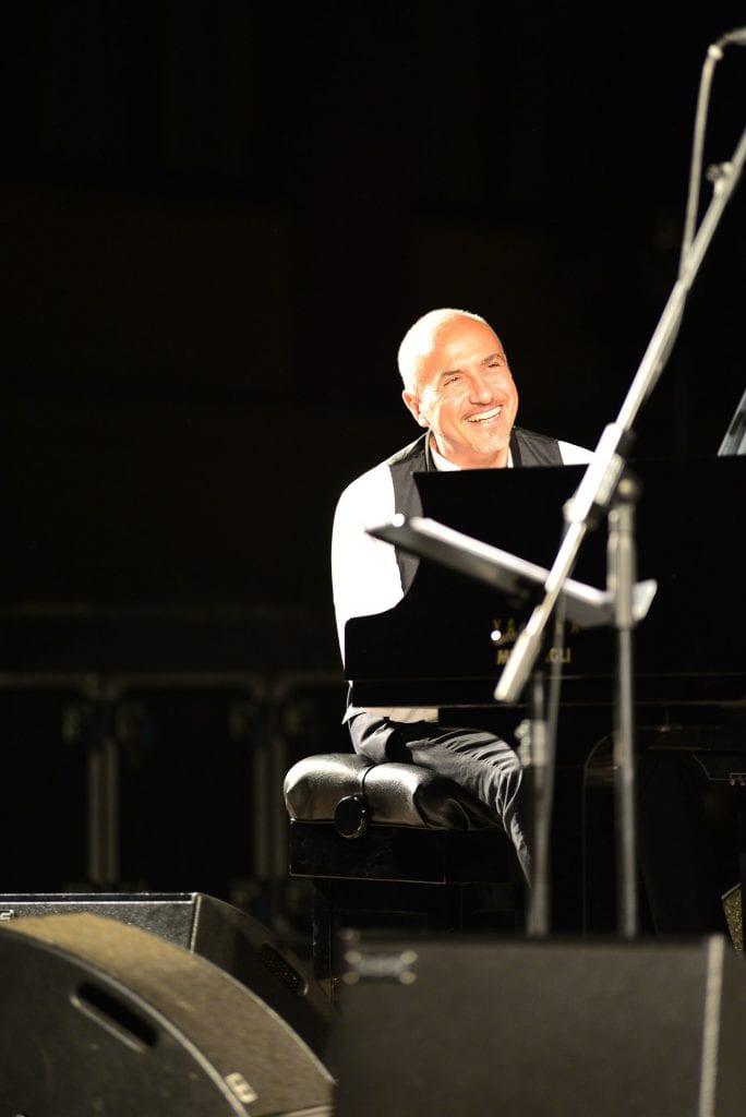 Il magico piano di Danilo Rea in omaggio a De André allo Spina