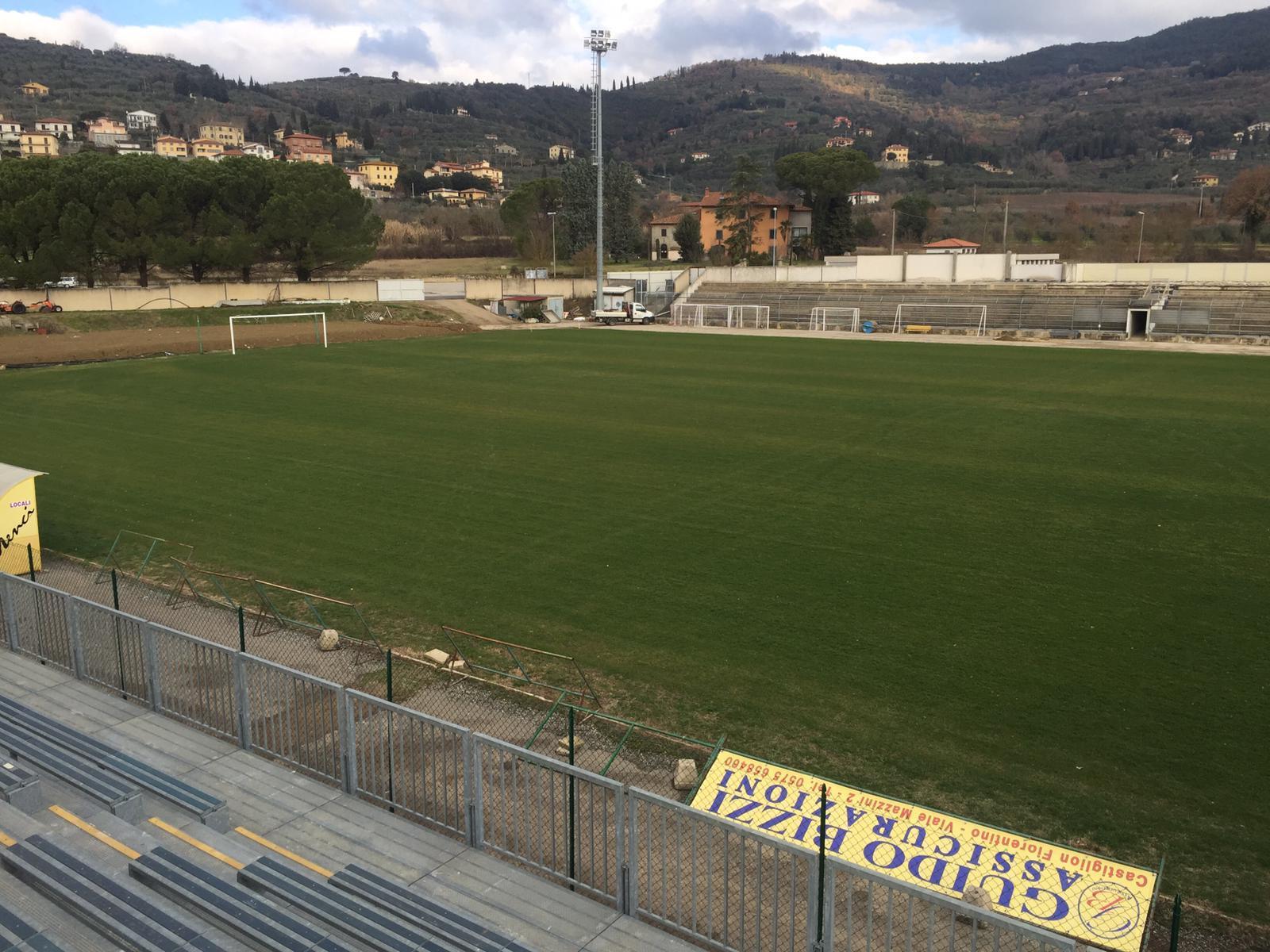 Lo Stadio di Castiglioni riapre le porte