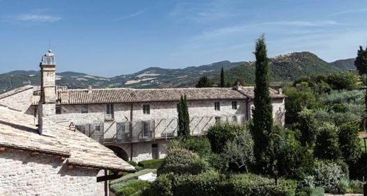 San Valentino al Nun Assisi Relais & Spa Museum