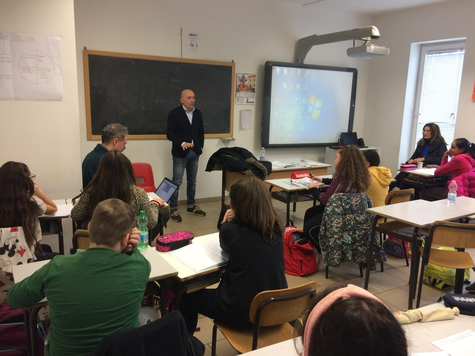"""A Marciano della Chiana gli studenti fanno """"RI-Creazione"""" con Sei Toscana"""