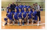 L'Under 14 femminile del Cortona Volley è campione interprovinciale