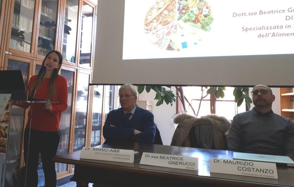 Incontro promosso dal Lions Club Cortona Valdichiana Host al Liceo Scientifico di Castiglion Fiorentino
