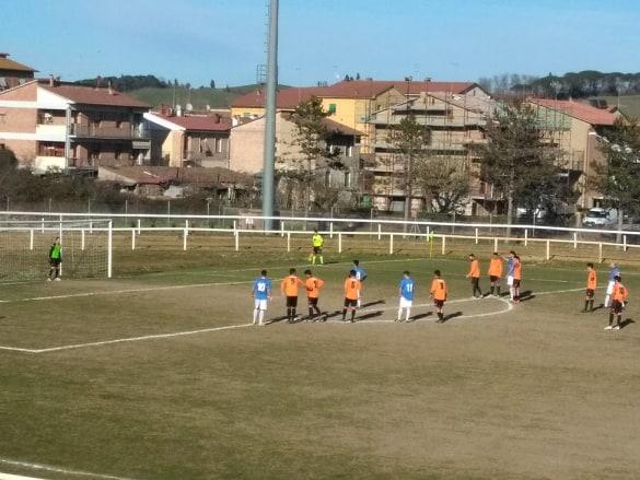 Arancioni sconfitti a Monteroni d' Arbia: la zona play – off, adesso, dista cinque punti