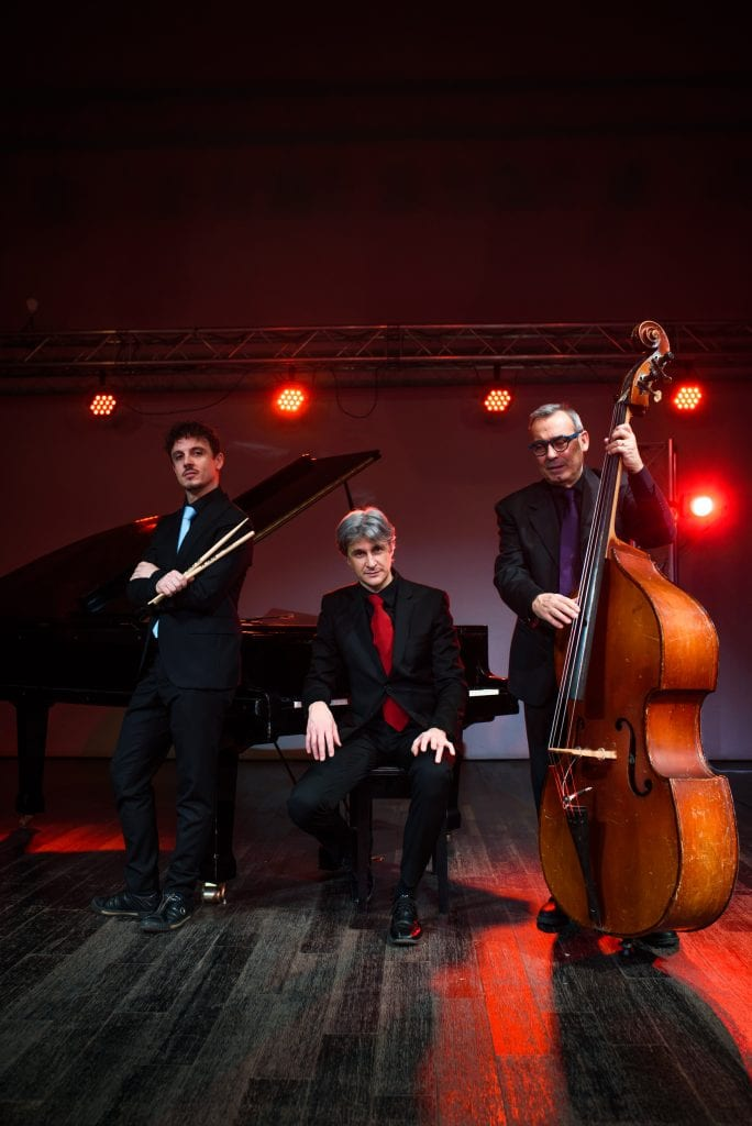Un Tour negli Usa per l'AB&C Trio