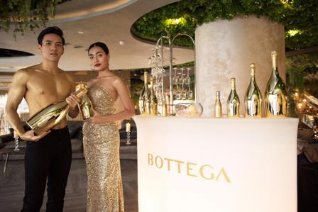 A Bangkok apre Bottega Prosecco Bar pop-up