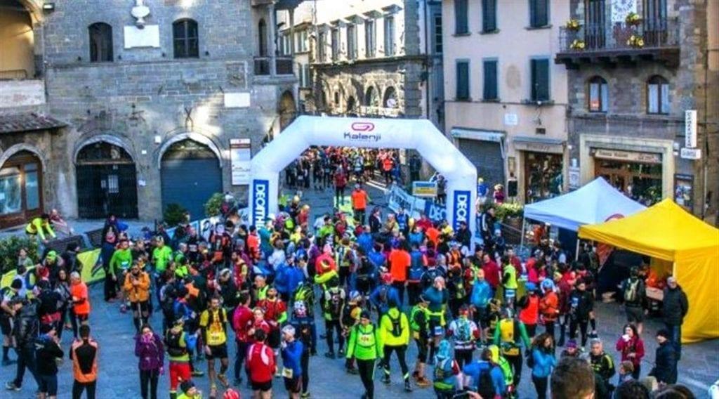 Trail Città di Cortona al via, quest'anno è Campionato Italiano AICS