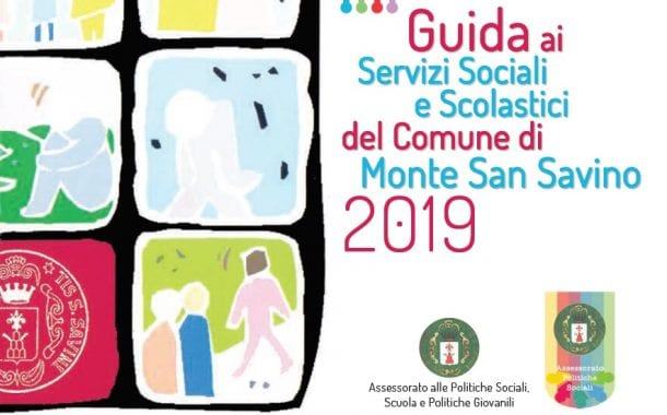 Monte San Savino: in distribuzione la nuova Guida ai Servizi Sociali e Scolastici