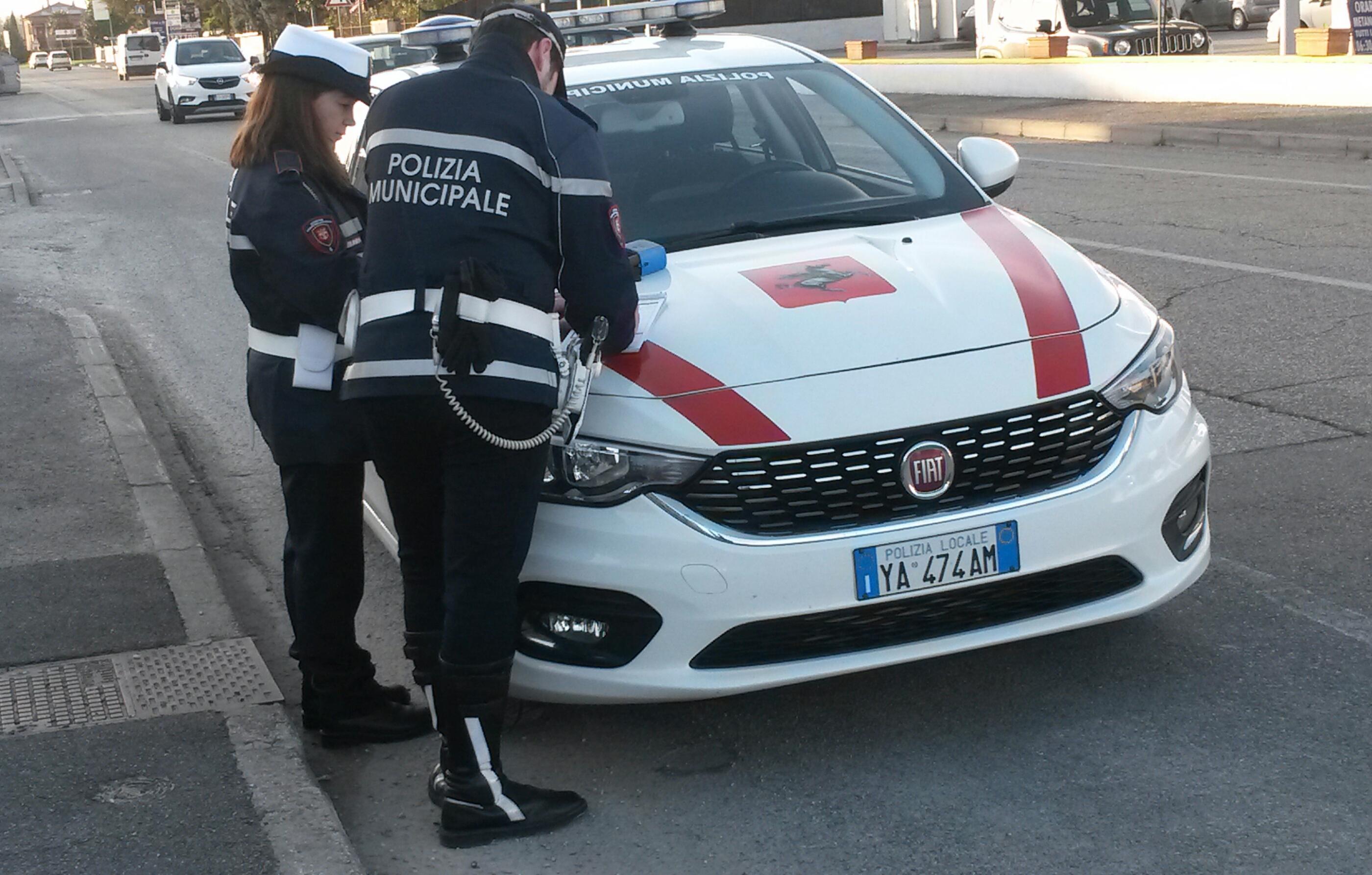 Cortona, il bilancio 2018 della Polizia Municipale
