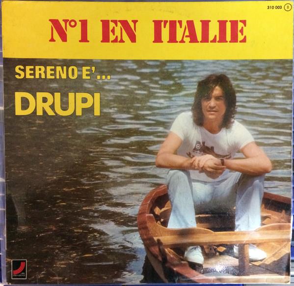 Quando Drupi batté Elton John... e pareggiò con gli Stones