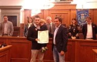 Conferita la Cittadinanza onoraria a Orlando Fiordigiglio