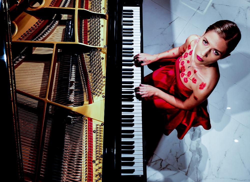 Eleonora Betti in concerto al Teatro Verdi di Monte San Savino