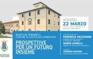 Convegno a Castiglion Fiorentino con Federico Vecchioni, amministratore delegato di Bonifiche Ferraresi