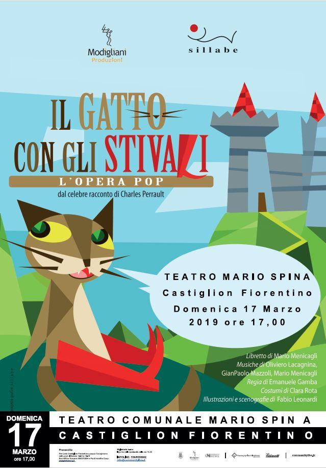 A Castiglion Fiorentino arriva il grande musical per le famiglie