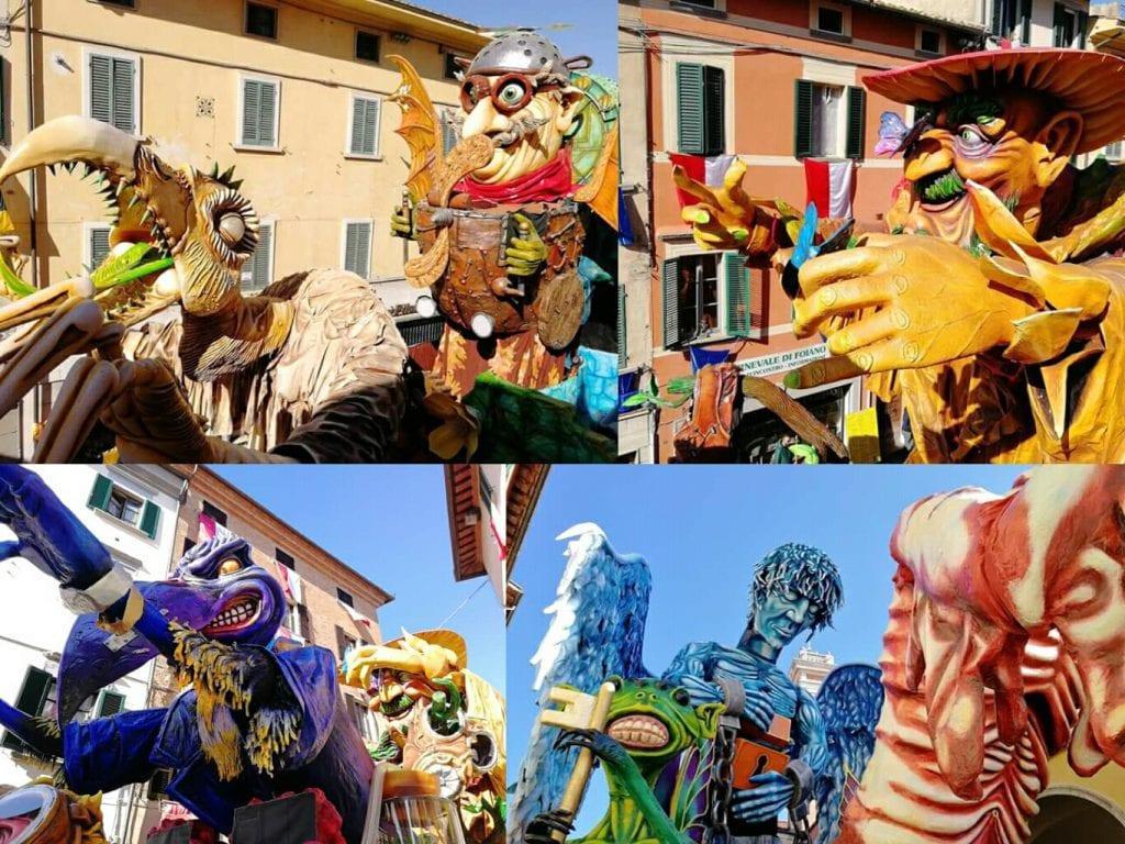 Carnevale di Foiano: Bombolo torna alla vittoria dopo un lungo digiuno