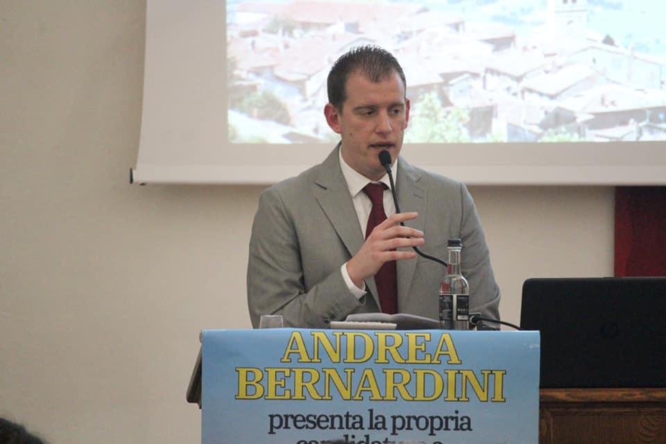 Bernardini rivolge appello per l'unità a 'Cortona in Comune':