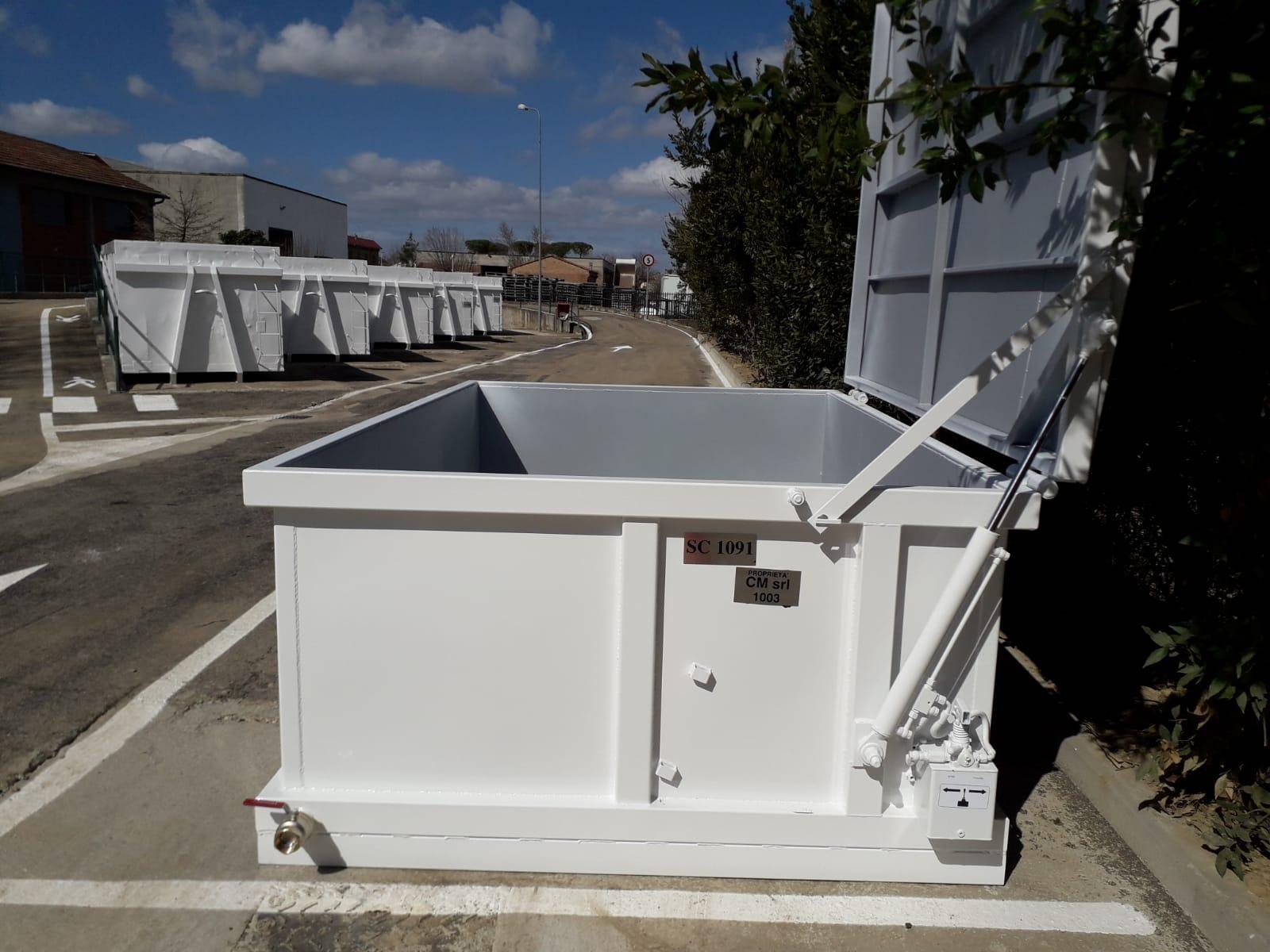 Riapre il centro di raccolta rifiuti di Montepulciano Stazione