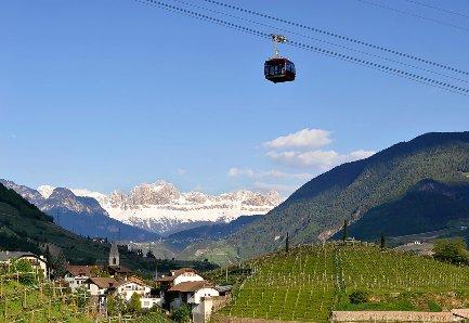 In funivia alla scoperta dei dintorni di Bolzano