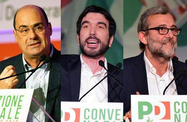 Primarie PD: netta vittoria per Zingaretti anche in Valdichiana, ma Marciano fa eccezione