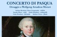 Concerto di Pasqua promosso dagli Amici della Musica