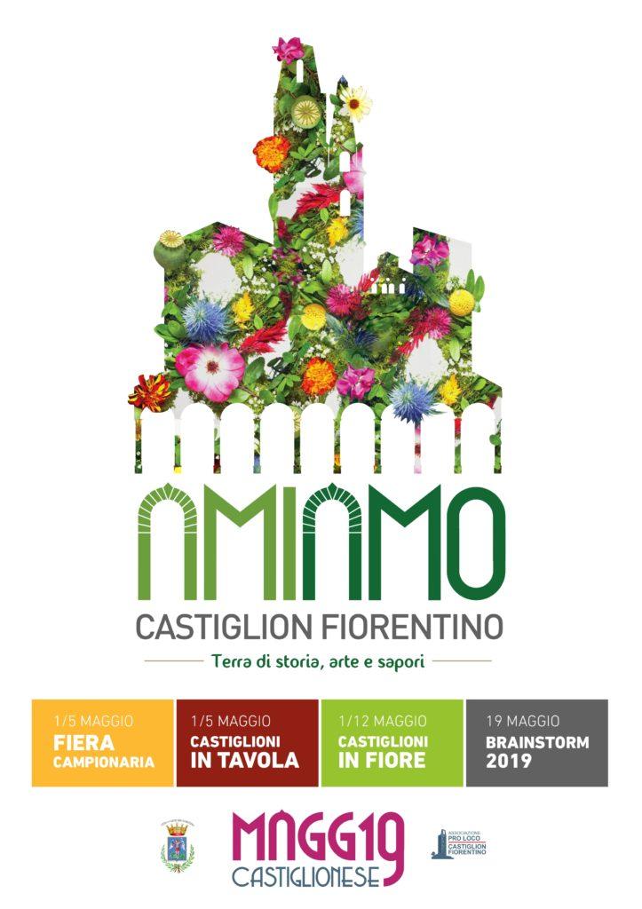 """""""AmiAMO"""" Castiglion Fiorentino, via al"""
