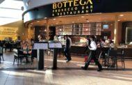 Roma Fiumicino nuovo Bottega prosecco bar