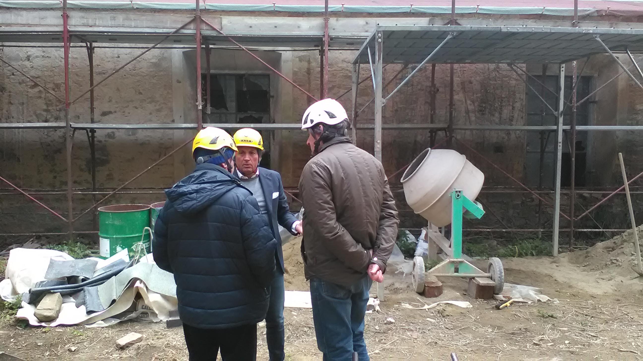 Completati i primi lavori di restauro del tetto della Chiesa di San Paolo Eremita in Sant'Agostino