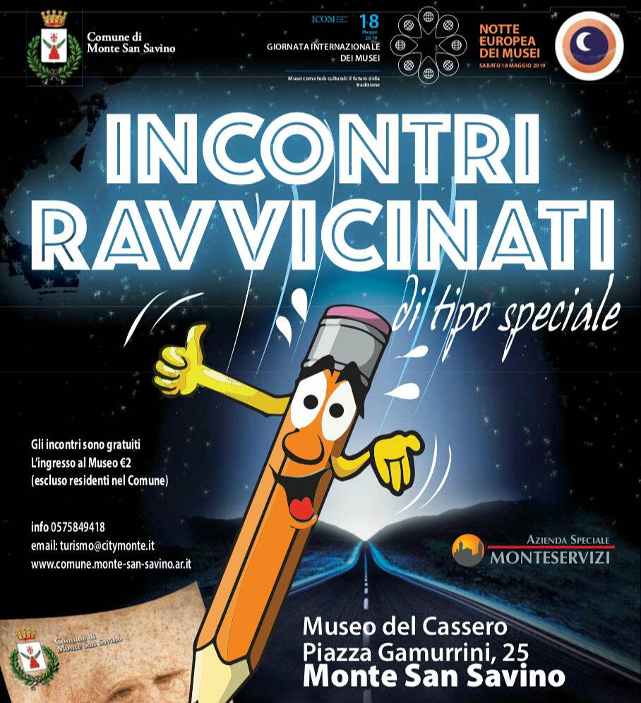 Leonardo da Vinci e il fumetto si intrecciano in un weekend speciale a Monte San Savino