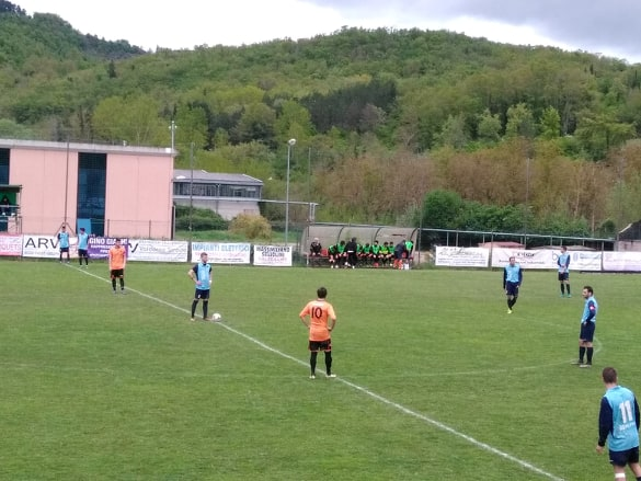 Cronache Arancioni: il Cortona Camucia conquista i play – off. E domenica, tutti a Pontassieve