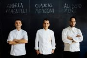 Tre chef toscani firmano le proposte dining di Lungarno Collection