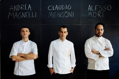 Tre chef toscani firmano le proposte dining di Lungarno Collection
