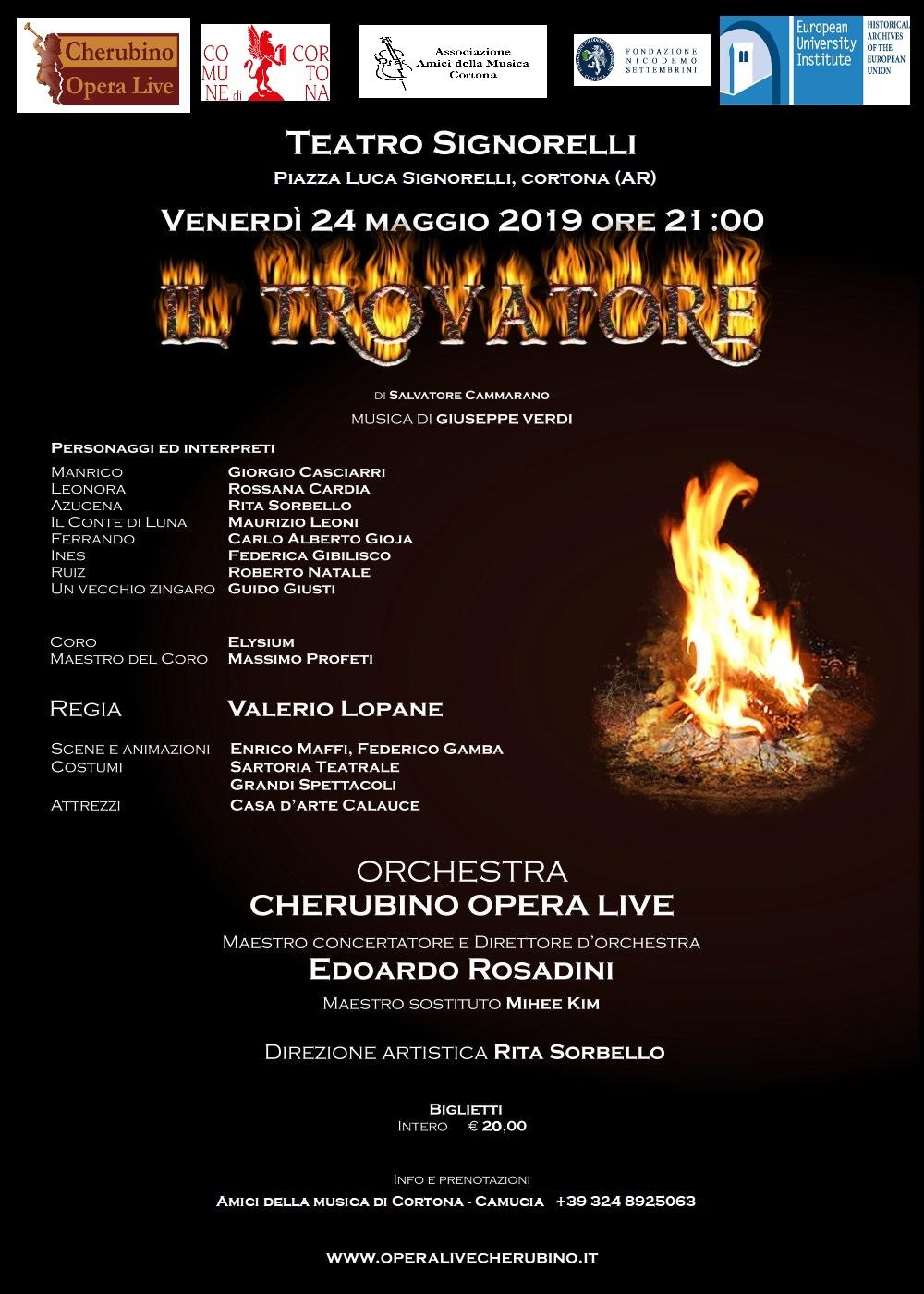 L'Opera torna al Teatro Signorelli con