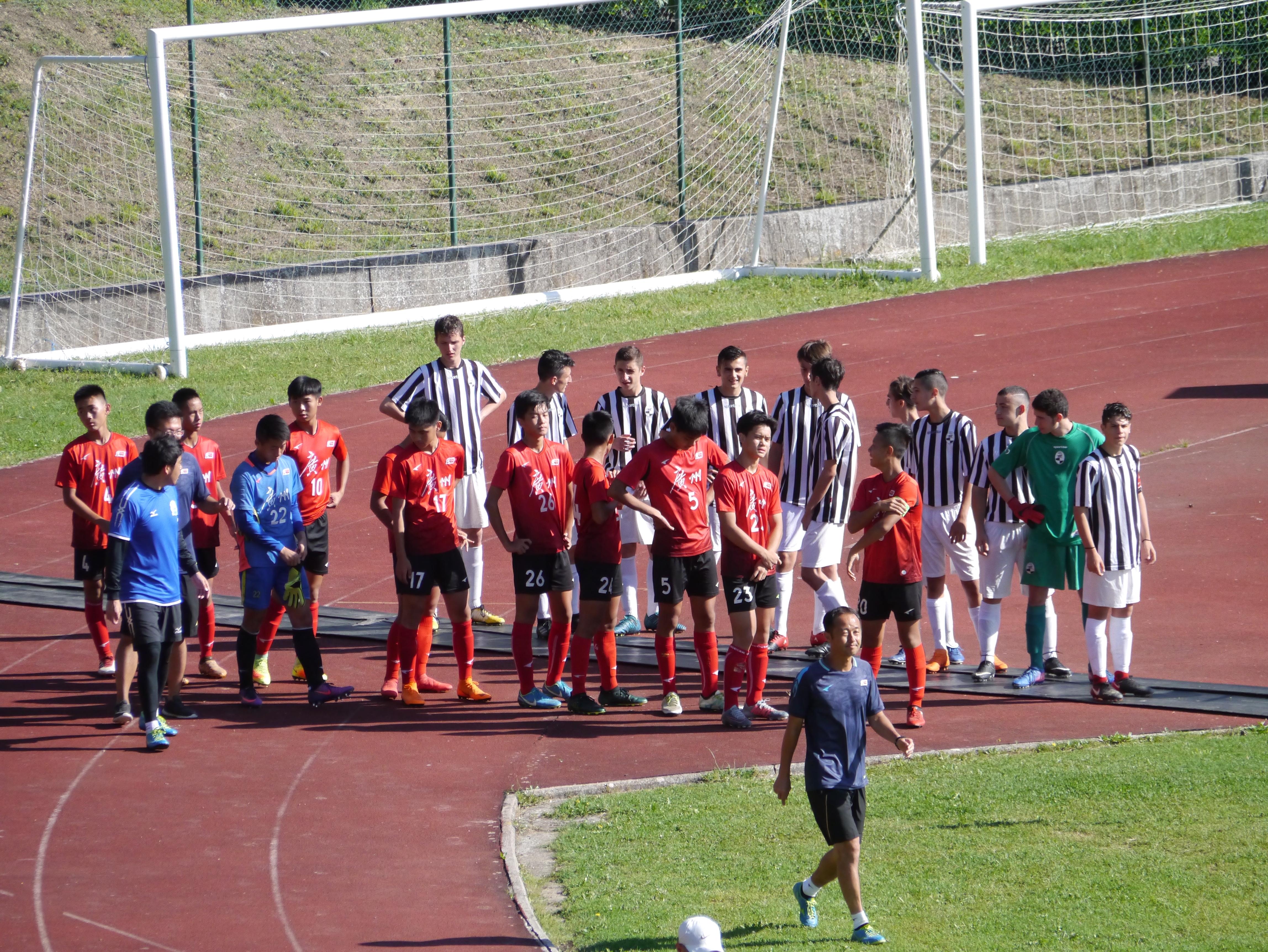 Torneo giovanile di calcio a Montepulciano, in arrivo grandi compagini internazionali