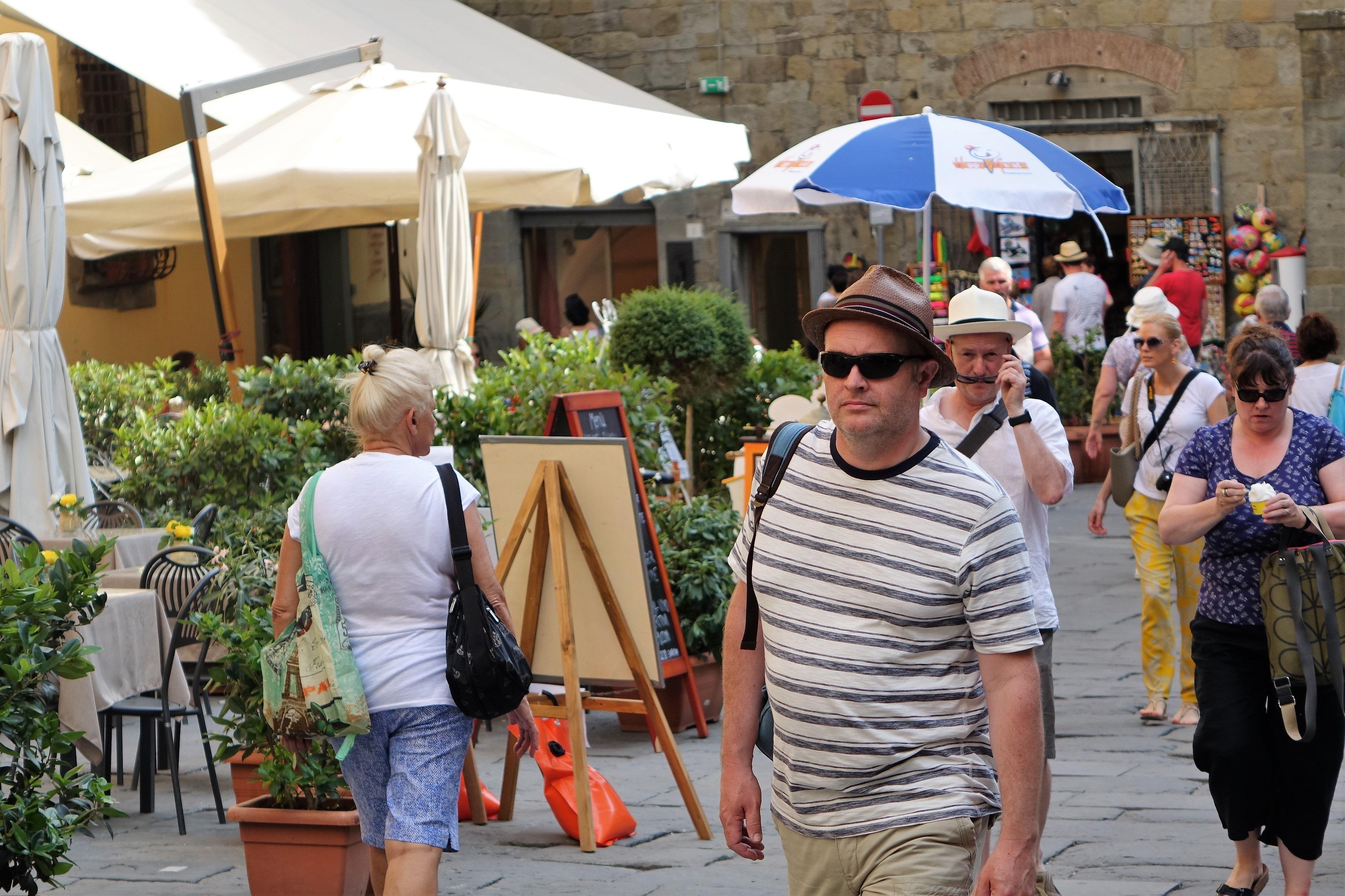 Cortona, crescita turistica e estate con prospettive positive