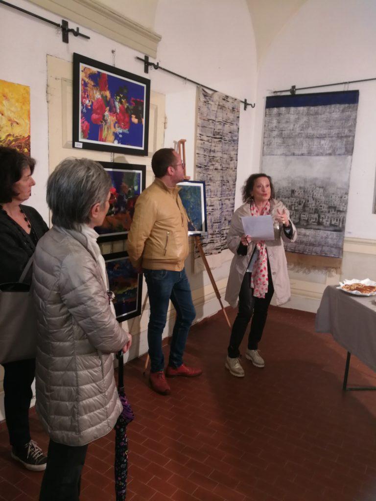 Concretizzato il Gemellaggio fra Cortona e Udine con le associazioni Circolo Culturale Gino Severini e Alpenadria