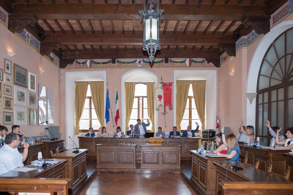 Insediato il nuovo Consiglio Comunale di Montepulciano