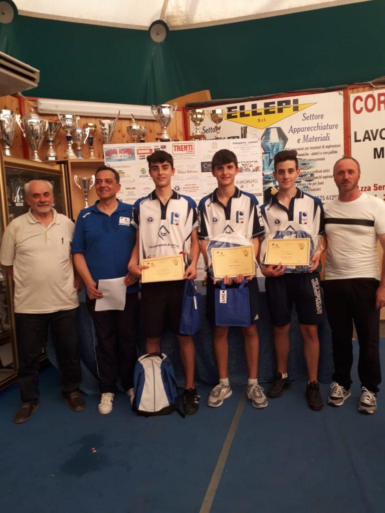 Coppa Toscana di Raffa: Cortona fa tripletta nell'Under 18