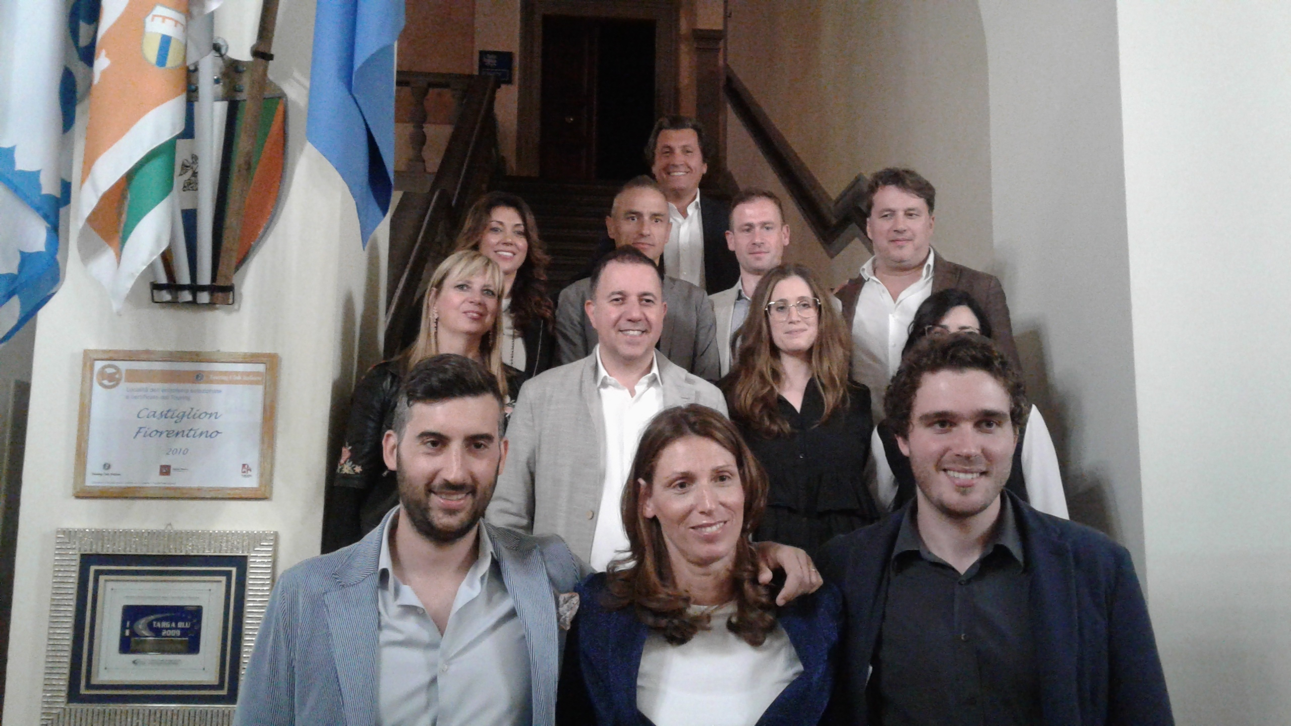Castiglion Fiorentino: ecco la nuova Giunta e i Consiglieri con delega
