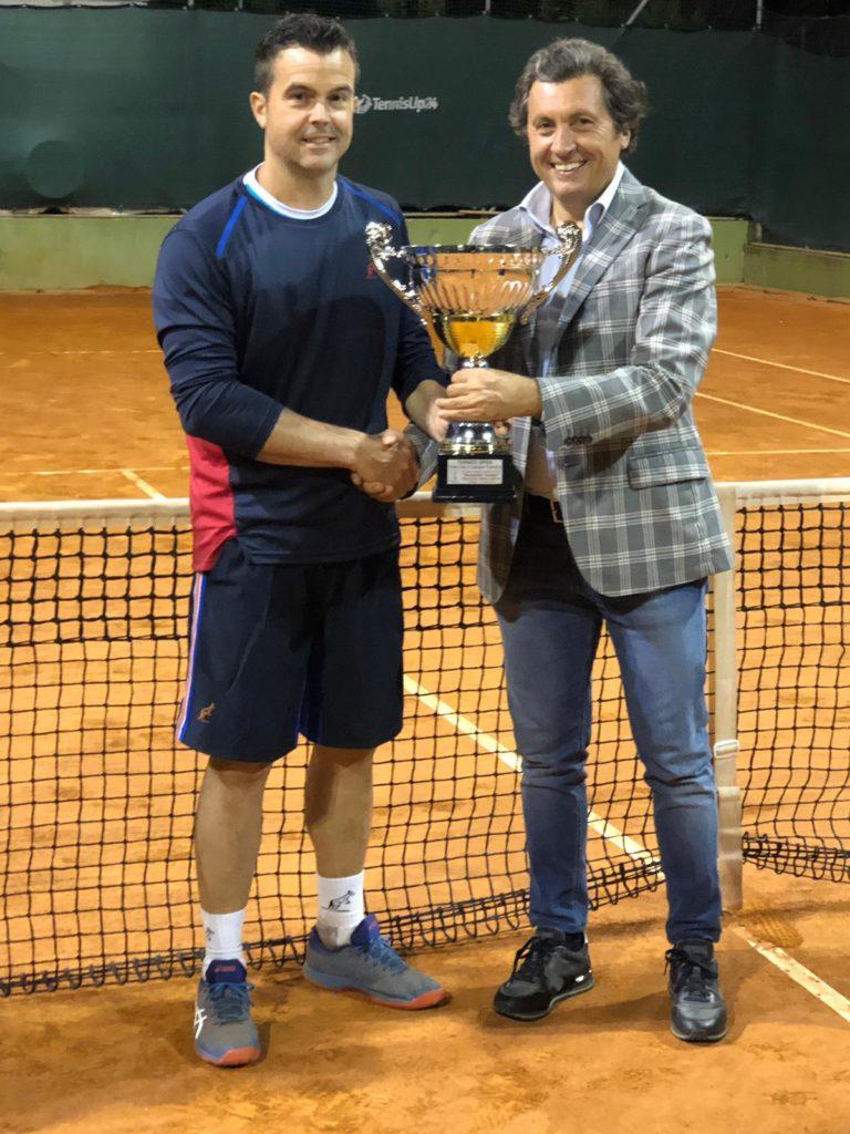 Bracciali conquista il Torneo Open del TC Castiglionese